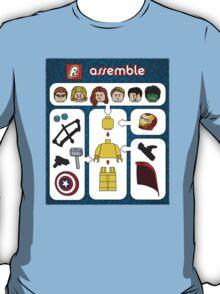 LEGO Avengers Assemble T-Shirt