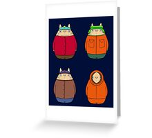 South Park's Neighbors Greeting Card