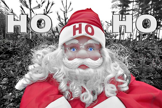 Ho Ho Ho by T-Shirt 2-U