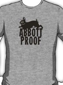 Abbott Proof T-Shirt