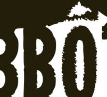 Abbott Proof Sticker