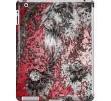 Impact #4 - Red iPad Case/Skin