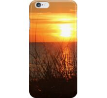 Sunset on the Beach iPhone Case/Skin