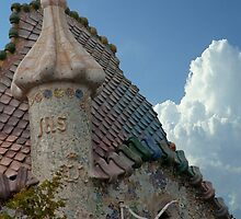 Casa Batllo by phil decocco