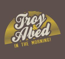 Troy and Abed in the Morning! Kids Clothes
