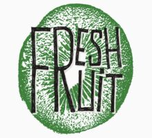 Kiwi fresh fruit illustration  Kids Clothes