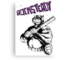 Rocksteady Canvas Print