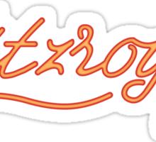 Fitzroy - 3065 Sticker