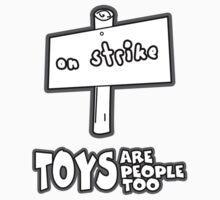 Toys Are People Too - Sammy by rudeboyskunk