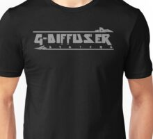 G-Diffuser Systems Unisex T-Shirt