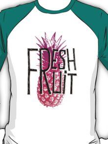 Pineapple fresh fruit illustration T-Shirt