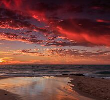 Summer Sunset by robcaddy