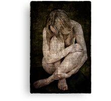 Fragile... Canvas Print