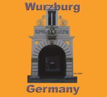 Wurzburg Archway by Keith Richardson