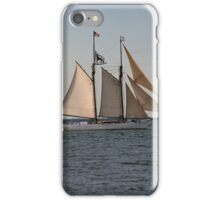 Wintry Sail iPhone Case/Skin