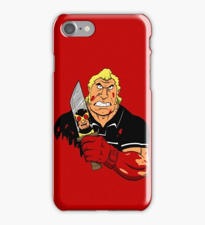 Slayer of Henchmen iPhone Case/Skin