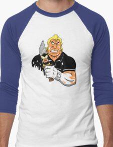 Slayer of Henchmen Men's Baseball ¾ T-Shirt