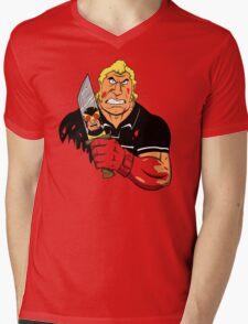 Slayer of Henchmen Mens V-Neck T-Shirt