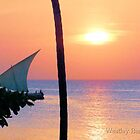 Sunset at Zanzibar by westwizzer