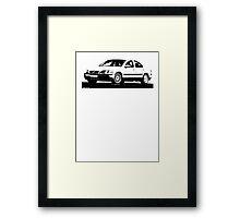 Volvo S60 2000 Framed Print