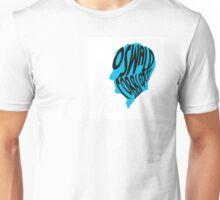 Oswald cobblepot silhouette Unisex T-Shirt