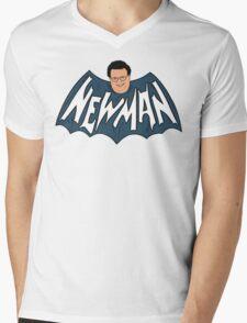 Hello Jerry Mens V-Neck T-Shirt