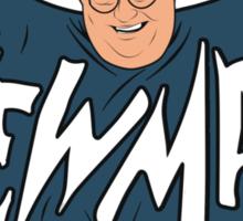 Hello Jerry Sticker
