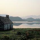 Highland Dawn by Duncan Waldron