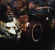 Rat Rods Who Drives Those Things? by ChasSinklier