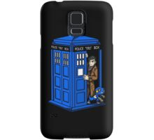 The Looker and his Companion Samsung Galaxy Case/Skin