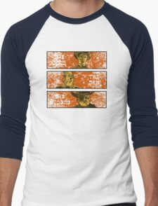 The Good, The Bad and The Gunslinger Cyborg Men's Baseball ¾ T-Shirt