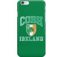Cobh, Ireland with Shamrock iPhone Case/Skin