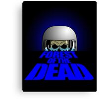 Forest of the Dead Canvas Print