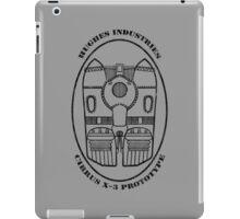 Cirrus X-3 Rocket Pack Prototype iPad Case/Skin