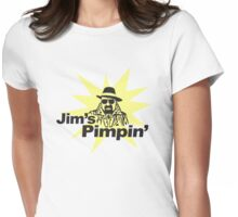 jims Pimpin 2 Womens Fitted T-Shirt