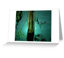 Water Buddha 1   (Limited Edition Print of 50) Greeting Card