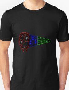 3 Flavors Unisex T-Shirt