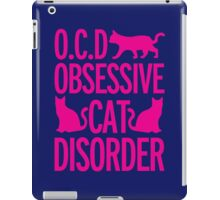 cats, animals, funny iPad Case/Skin