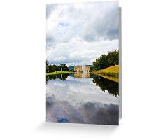 Chatsworth, England Greeting Card