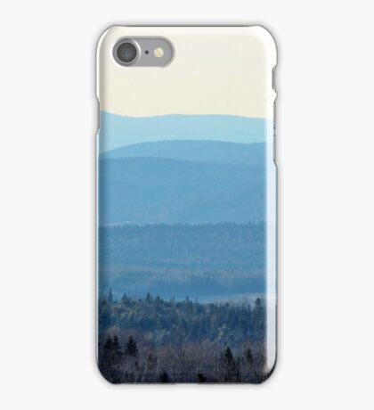 Layer Me Blue iPhone Case/Skin