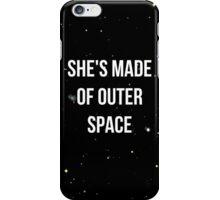 Arctic Monkeys Lyrics Design iPhone Case/Skin