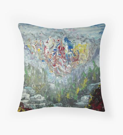 Expect Answers Throw Pillow