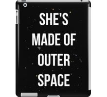 Arctic Monkeys Lyrics Design iPad Case/Skin
