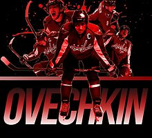 Alexander Ovechkin by woopenguins