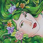 ACEO 4 Elements: Earth by Jaymilina