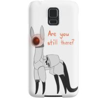 Portal: Turret Cat  Samsung Galaxy Case/Skin