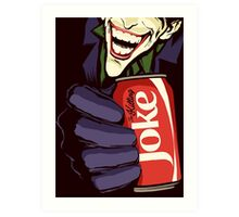 The Killing Joke Art Print