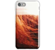 Flowing in the breeze iPhone Case/Skin