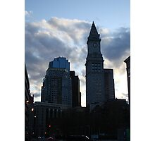 Dark Boston  Photographic Print