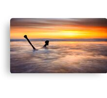 Anchoring Light Canvas Print